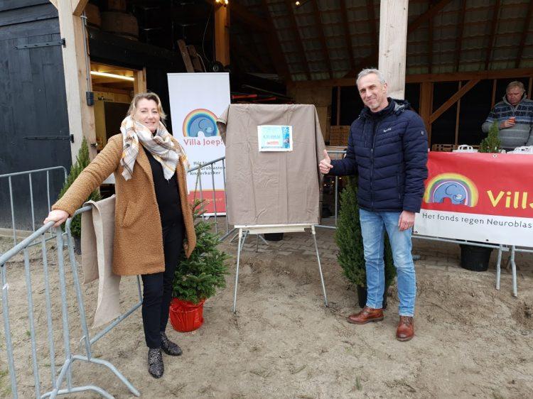 Erna Bronsvoort en Jelle Renes | Manege Snorrewind